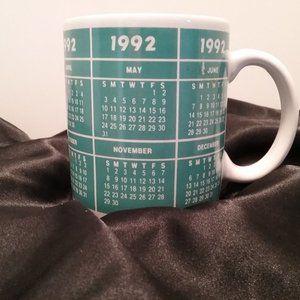 1992 Calendar cup